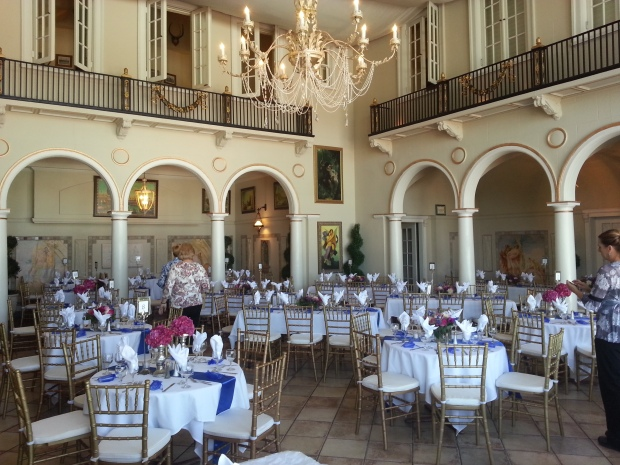 Grand Island Mansion Wedding Photo - DJ Jeremy Productions