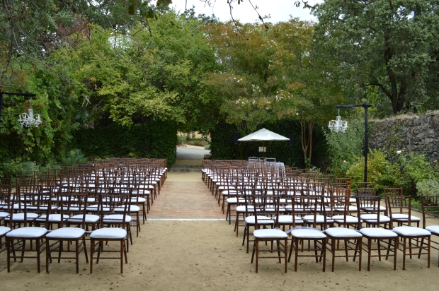 Annadel Estate Wedding