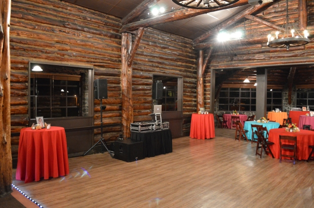 Presidio Log Cabin San Francisco, CA - DJ Jeremy Productions