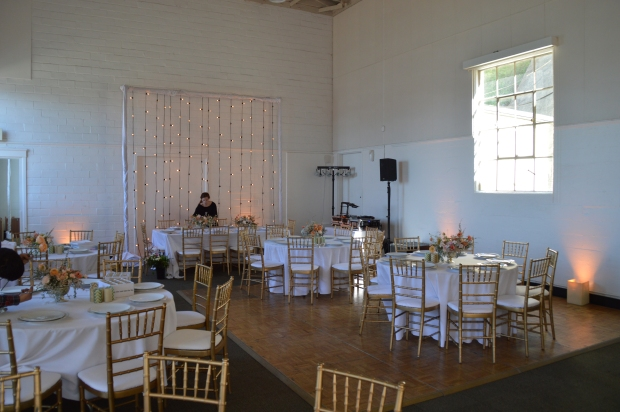 Fort Mason Firehouse Wedding