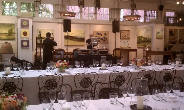 Barndiva Healdsburg Wedding Photo - DJ Jeremy Productions