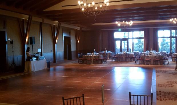 Ritz Carlton Lake Tahoe Wedding Photo - DJ Jeremy Productions