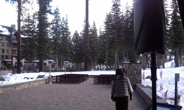 Ritz Carlton Tahoe Wedding Photo - DJ Jeremy Productions