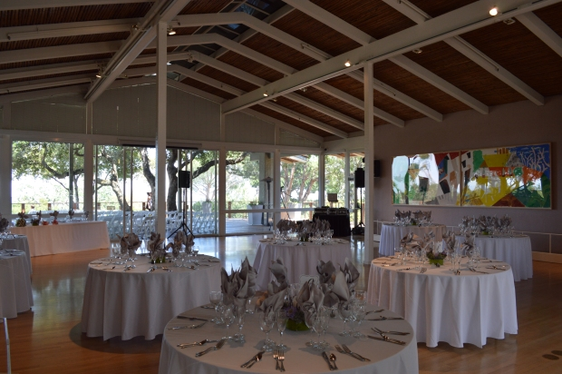 Quadrus Conference Center wedding