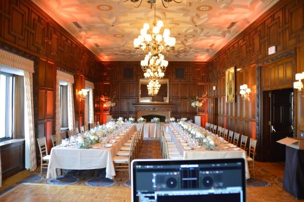 Westin St Francis, St Francis Suite wedding