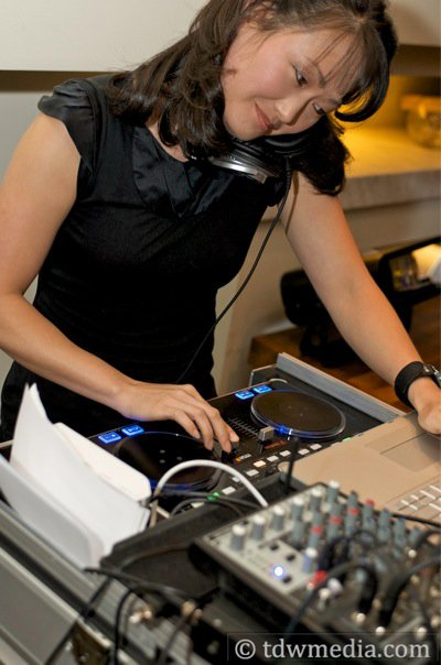 DJ Jeannine 6-11-10 @ Local Kitchen SF