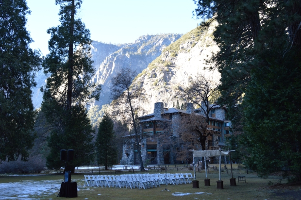Ahwahnee Hotel Wedding Ceremony