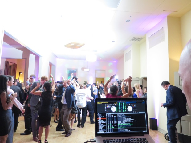 Cavallo Point Wedding DJ