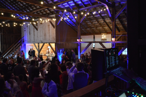 Olympia's Valley Estate Wedding DJ