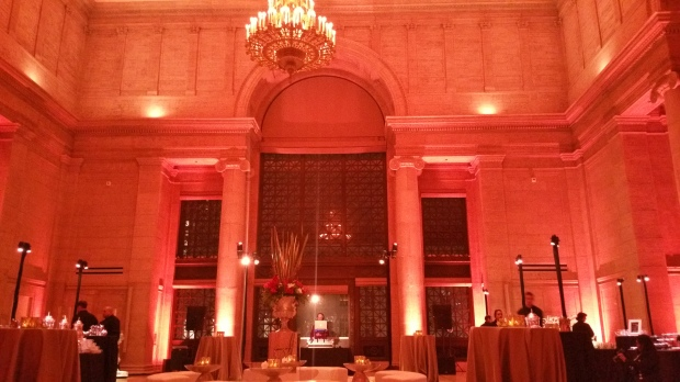 ASIAN ART MUSEUM HOLIDAY PARTY DJ 1