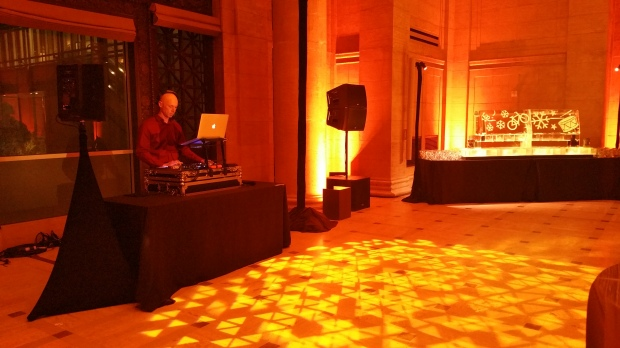ASIAN ART MUSUEM HOLIDAY PARTY DJ 2