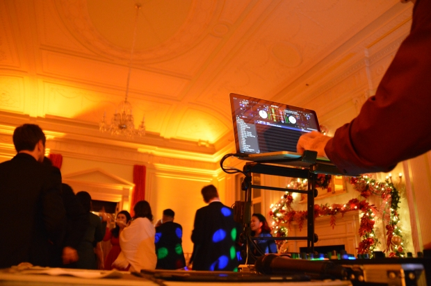 Kohl Mansion Holiday Party DJ 6